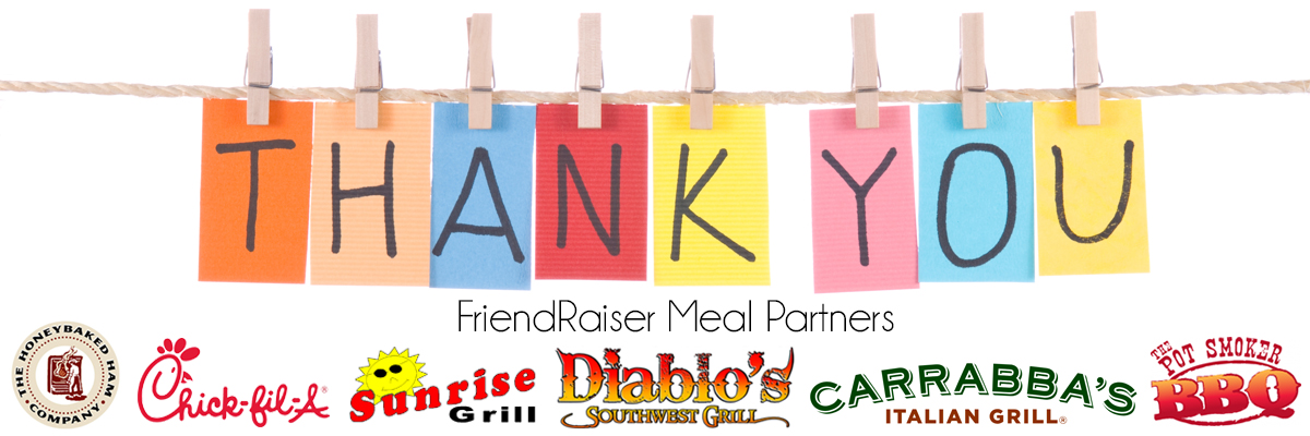 FriendRaiser Meal Partners