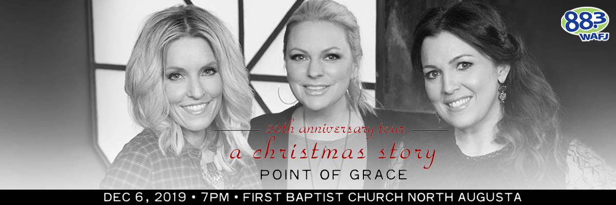 Point of Grace - A Christmas Story Tour